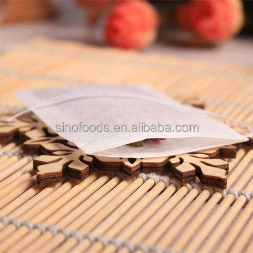 Packing for coffee for spice and loose tea food grade heat seal tea bag filter paper