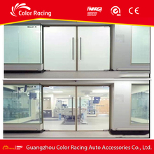 High clear top grade PDLC self adhesive smart glass film prices