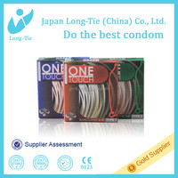 ISO4074 OEM natural latex condom to prevent AIDS