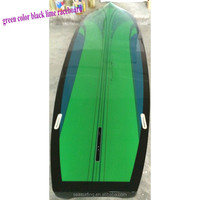New year stand up paddleboard kiteboard foot strap green color black lime raceboard~~!