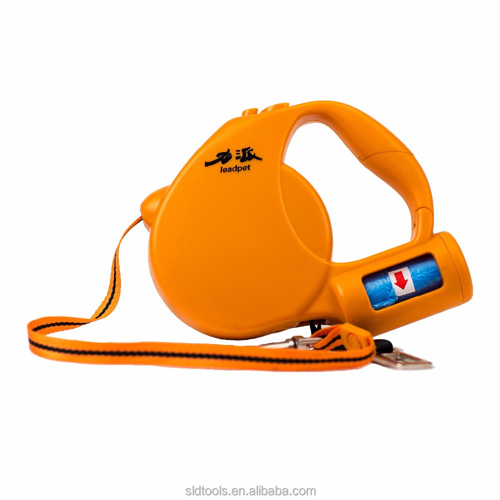 supply pet dog products retractable dog leash