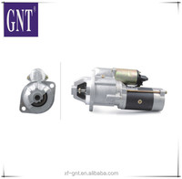 low price excavator PC60-5 PC60-6 4D95 starter motor
