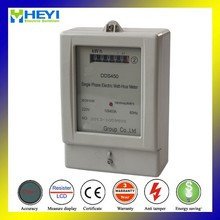 DDS450 General installation type watt-hour meter single phase 30/100A