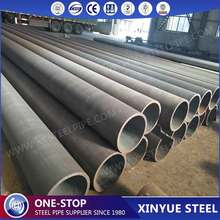 4 Inch Schedule 80 Seamless ASTM A209 GR T1 Alloy Steel Pipe