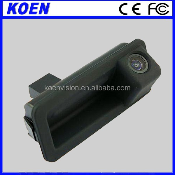 Original 1 Year Guarantee IP68 12V OEM Car Reverse Camera For Mondeo
