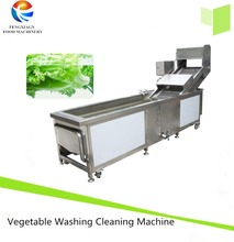 Industry Vegetable Washing Fruit Disinfecting Seafood Cleaning Machine (WA-2000)