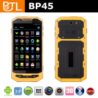 rugged phone with Cruiser BP45 waterproof/shockproof/dustproof/dropproof and 3g/4g/nfc/wifi/gps ip67 android 4.4
