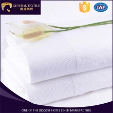 Hot sale cheap diamond jacquard 100% cotton hotel towel/bath towel sets