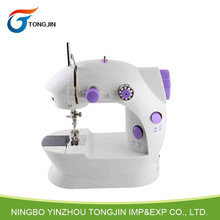 Household mini portable electric sewing machine fhsm-202 with led light
