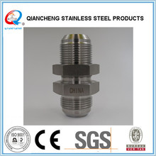 stainless steel hydraulic Bulkhead head union fitting