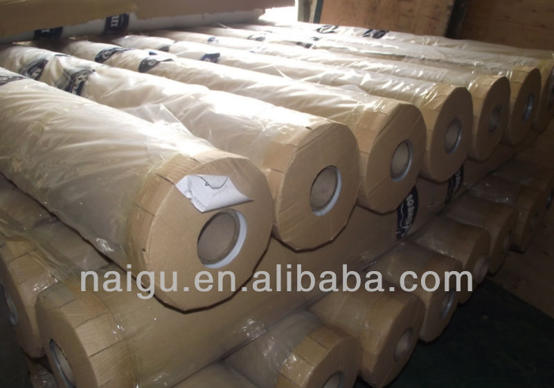pe film package for salad mattress