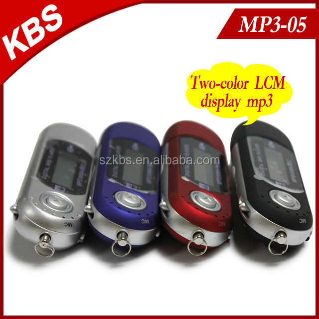 Supply Free Sample Mp3 Player , Digital Mp3 Player Usb Driver
