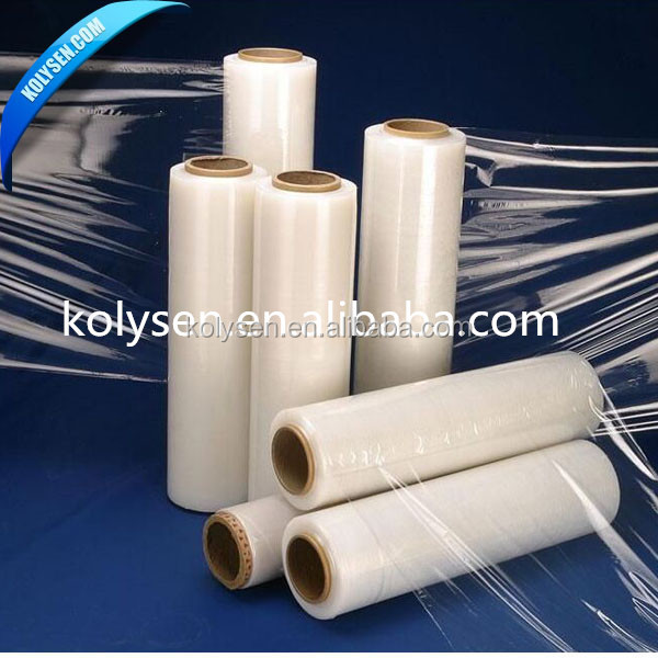 high quality clear pe/pof shrink film polyolefin shrink film <strong>roll</strong>