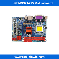 In large stock 1333 1066 800 g41 socket 478 ddr3 motherboard