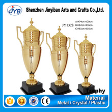 promotional customized gold plating singing trophy wholesale