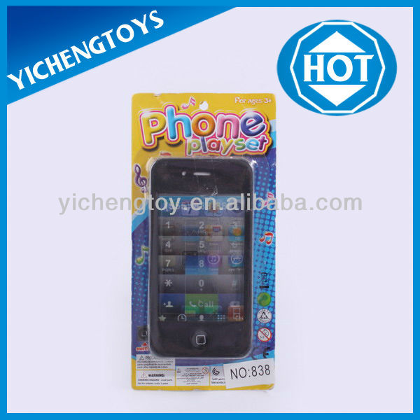 touch screen phone toy recordable toy cell phone
