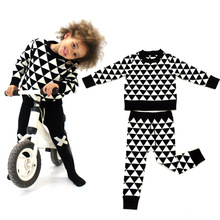 C70321A Pure cotton knitted sweater design suit for chidren
