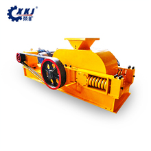 China high quality industrial cement 2roller crusher with nice price, large roller crusher plant for stone