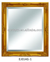 wooden antique gold oil painting picture frame