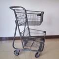 YIRUNDA Compact hand trolley for shopping