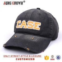Custom cowboy baseball hat wholesale design cowboy baseball hat