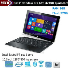 10inch Quad core windows8 tablet pc intel 10-point Capacitance touch 2GB DDR 32GB HDD Pro Win8 OS