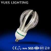LED Lotus shape 36W 4U SMD 2835 6000K cool white color