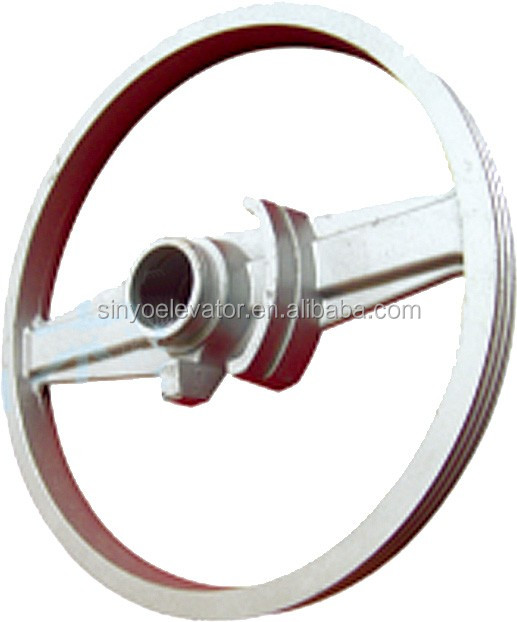 Gantry Crane Belt Pulley for Schindler Elevator