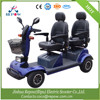 Double seat 600W electric scooter for elderly