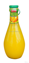 300ml fresh glass fruit juice bottle with easy open cap
