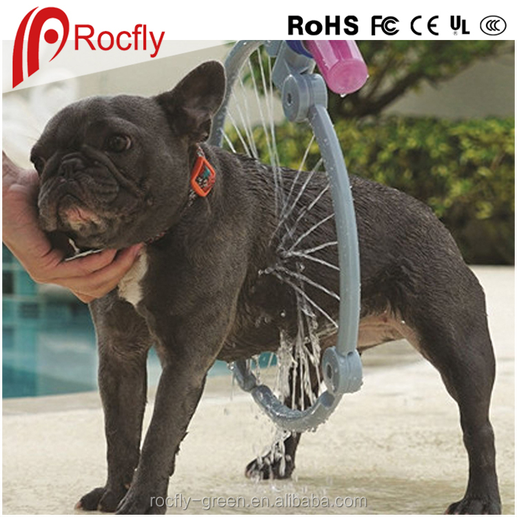 Woof Washer 360 Degrees Of Clean Dog Washing As Seen On TV Pet Washer Cleaner Spray Dog Washer Adjustable Easy Grooming