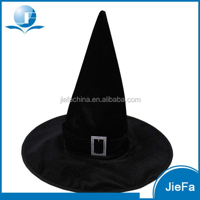 Popular High Quality Witch Black Party Hat