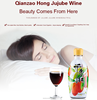 Low alcohol fruit wine 9%