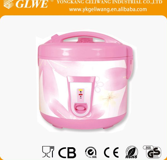 1.8L Electric Deluxe Rice Cooker