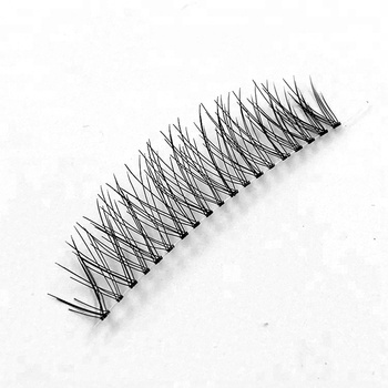 3D silk lashes Private Label Magnetic Eyelash Packaging 3d Magnetic Eyelashes