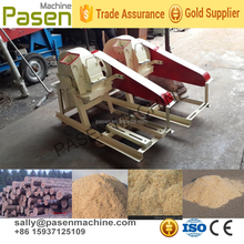 11 HP diesel engineer wood sawdust crusher / sawdust manufacture machine / products made for wood sawdust