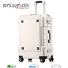 Aluminium Frame Trolley Luggage With Cup