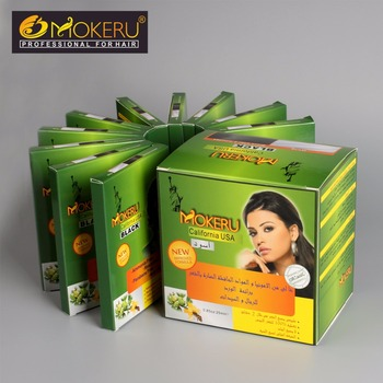 3 Months lasting Convenient use Noni Black hair shampoo in sachet Time saving