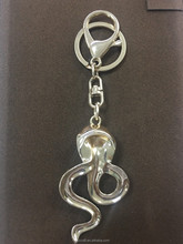 China cheap crystal snake key chain with long service life