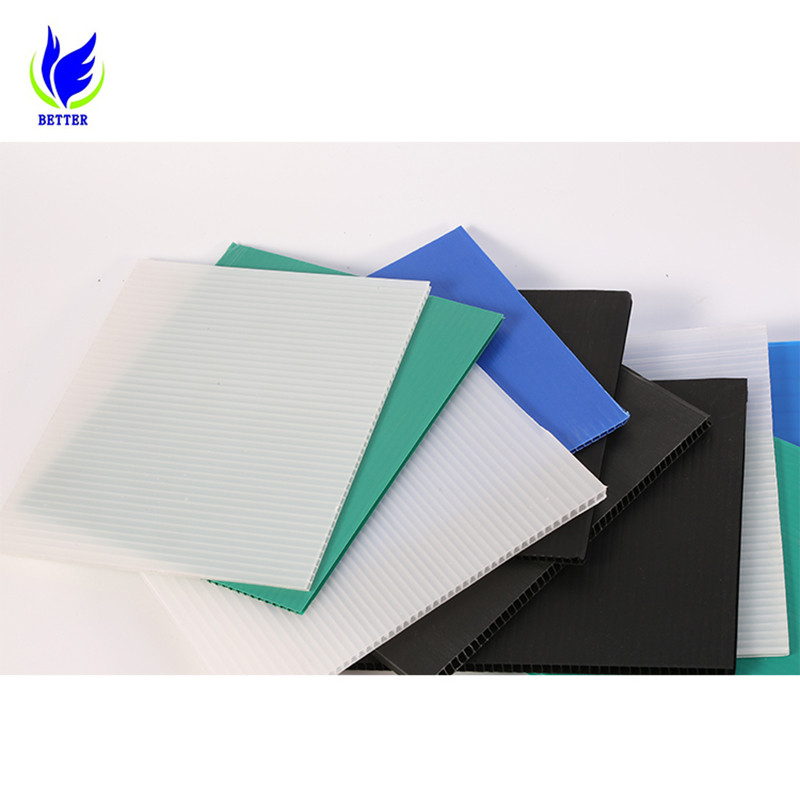 High quality Wholesale pp plastic delivering corrugated cardboard box