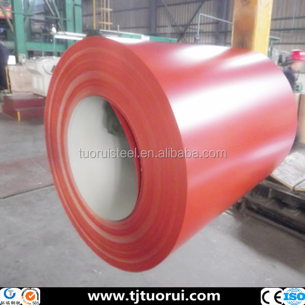 prepainted galvanized steel coil/ color coated steel coil/ roofing materials for poultry houses