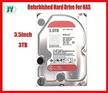 Refurbished hdd second hand hard disk 3TB hard disk for NAS 5400rpm