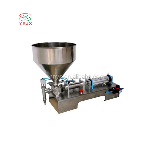 semi auto moisturizing/melasma/facial cream filler filling machine for sale