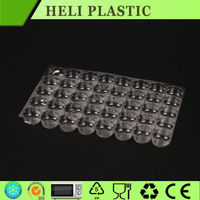 Professional process plastic ice cube tray/chocolate tray/cookie container