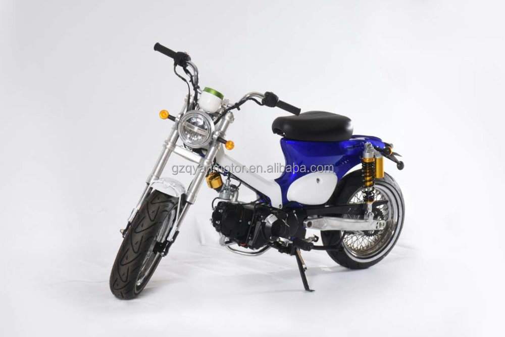 125cc automatic japan mini chopper motorcycle