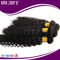 EVET Hair New factory 6A Brazilianafro kinky hair extensions braid Virgin Brazilian Kinky Curly Hair Extensions