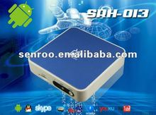 Google Android 2.3 1080p HD Internet Android TV box wifi