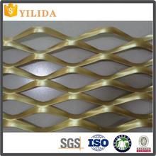 decorative wall paper expanded metal screen light mesh iso9001