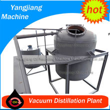 Waste Fuel Oil Refining Plant for Base Oil in Machinery Equipment