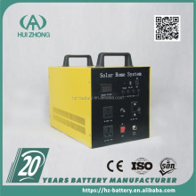 600W Mini specification and home applicacation HZ12150 portable DC/AC home solar power system